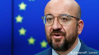 Σε αναζήτηση συμβιβασμών ο πρόεδρος του Ευρ. Συμβουλίου Σαρλ Μισέλ