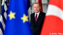 Belgien Gespräch von der Leyens mit Erdogan ohne erkennbares Ergebnis
