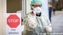 Deutschland Erste Todesfälle nach Infektionen mit Coronavirus | Test Drive In Nürting