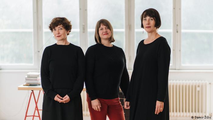 Österreich Kunsthalle Wien | Kuratorenteam WHW | Nataša Ilić, Sabina Sabolović und Ivet Ćurlin