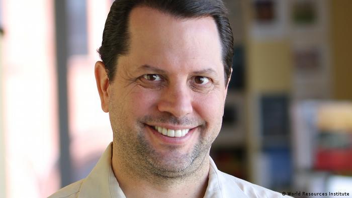Charles Iceland Direktor für globale und nationale Wasserinitiativen am World Resources Institute