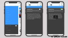 Zensurumgehung - Software Psiphon