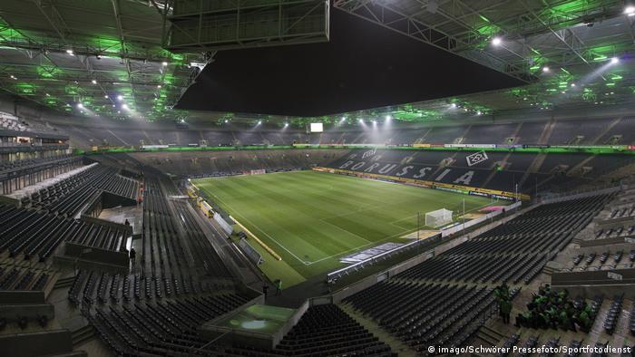 Borussia Mönchengladbach Stadion Borussia-Park