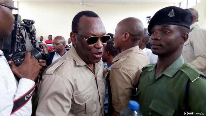 Tansania Dar es Salaam | Freeman Mbowe, Chairman von Chadema