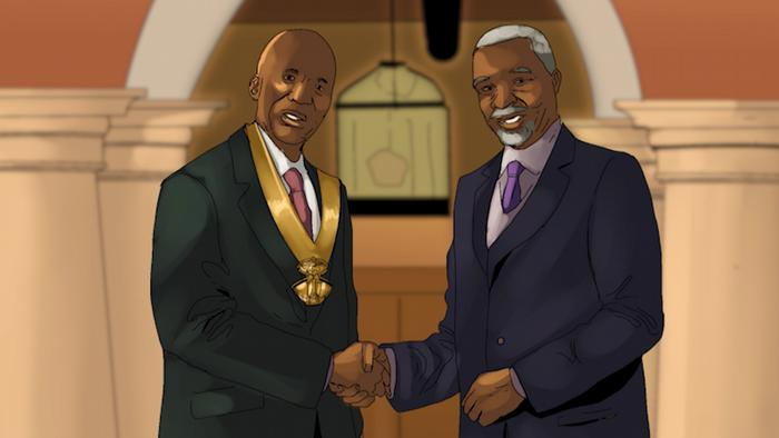 Projekt African Roots | Hamilton Naki