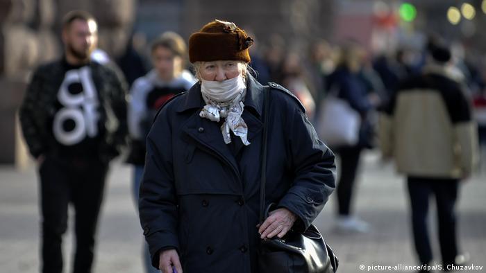 Възрастните хора са най-уязвими на вируса