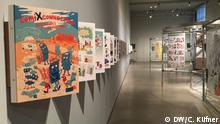 Ausstellung Comics vom Balkan