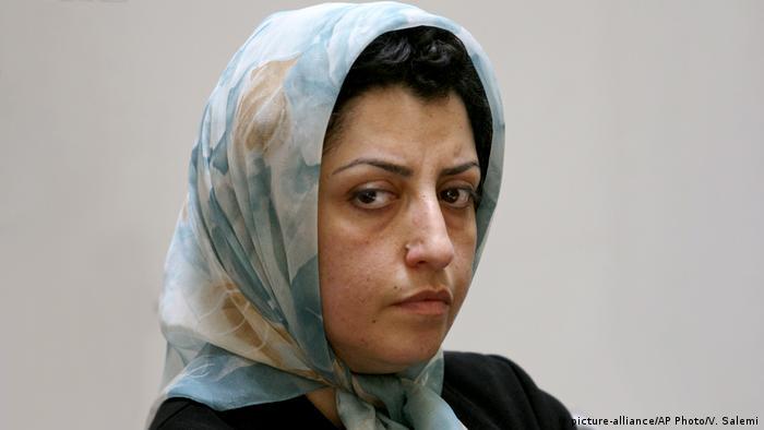 Narges Mohammadi Iran Menschenrechtsaktivistin