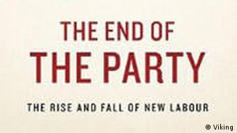 The cover of The End of the Party by Andrew Rawnsley