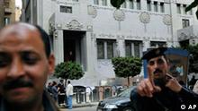 Anschlag auf Synagoge in Kairo