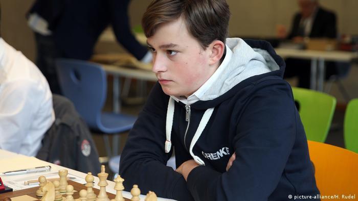 Schach: Nachwuchstalent Vincent Keymer