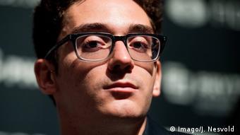 Schach: Fabiano Caruana aus den USA