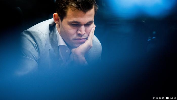 Schach: Magnus Carlsen aus Norwegen