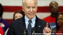 USA, Ohio: Joe Biden