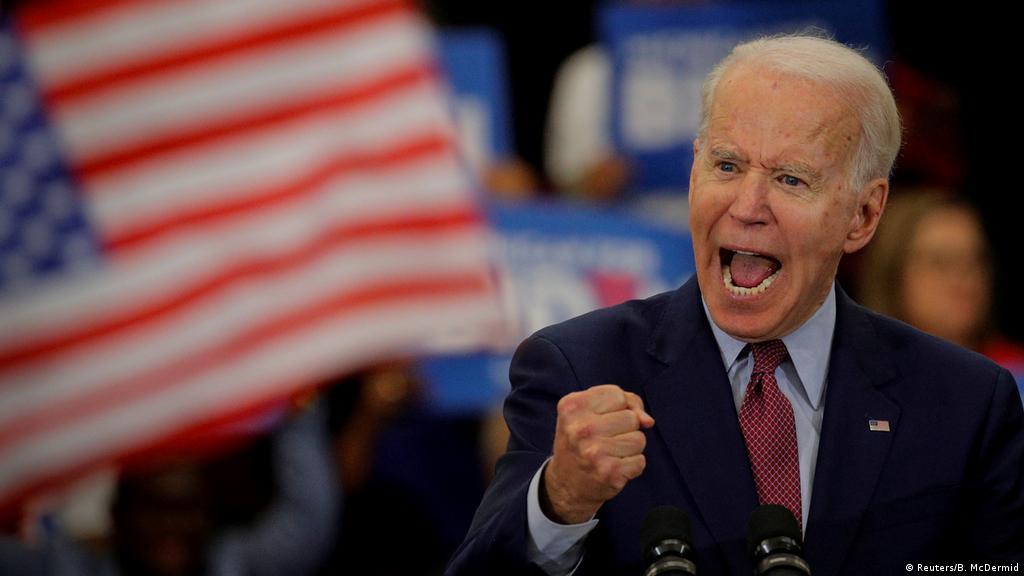 Joe Biden ya samu gagarumar nasara a zaben fidda gwani na jam′iyyar  Demokrat | Labarai | DW | 11.03.2020