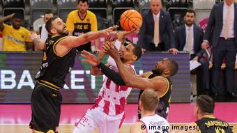 Telekom Baskets εναντίον ΑΕΚ (10.3.20)