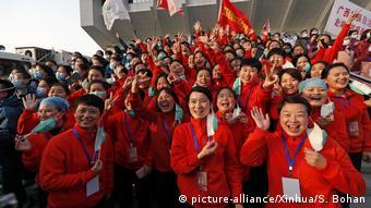 Coronavirus in China Wuhan Heilungen und Schließung von Krankenhäusern