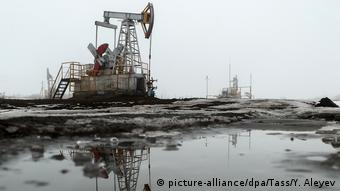 Нефтедобыча в Татарстане