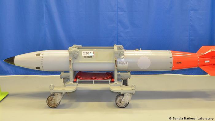 Kernwaffe B61-12