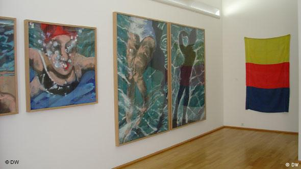 Ausstellung Intimacy Kunstmuseum Ahlen Flash-Galerie