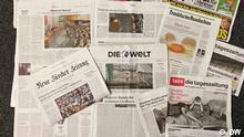 Presseschau Deutsche Zeitungen