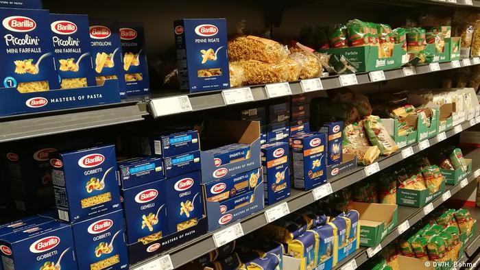 Hamsterkaufe Was Fehlt Und Was Nicht Wirtschaft Dw 11 03 2020
