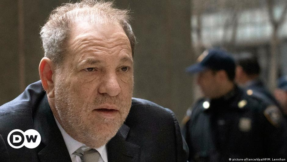 Harvey Weinstein Appeals Sex Crimes Conviction Culture Arts Music And Lifestyle Reporting From Germany Dw 06 04 2021