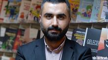 Alican Uludag, Journalist bei der Cumhuriyet-Zeitung © privat