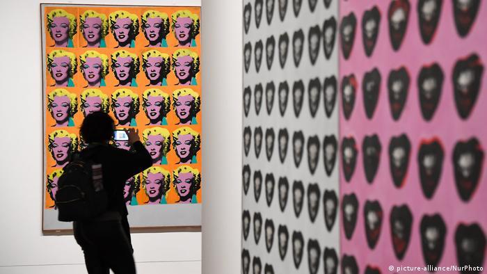 Andy Warhol Ausstellung in London