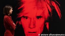 Andy Warhol Ausstellung Tate Modern Art Gallery