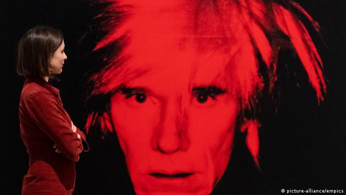Andy Warhol Icon Of Pop Art All Media Content Dw 25 02 2021