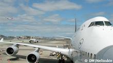 Deutschland Verkehr Lufthansa Streik