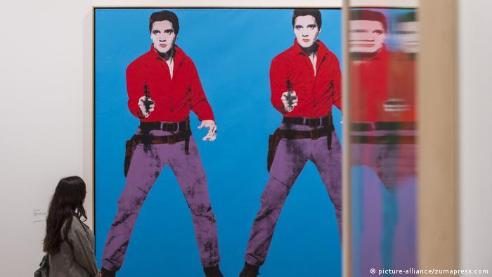 Elvis I and II Bilder (picture-alliance/zumapress.com)