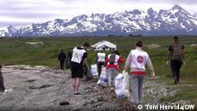 DW Sendung Economia Creativa | Tierra del Fuego contra la contaminación
