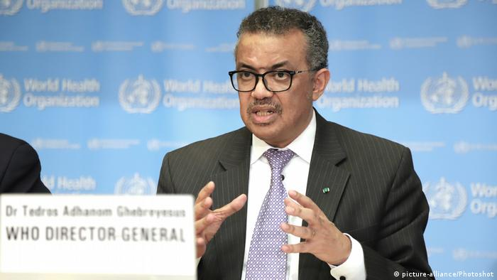 Tedros Adhanom Ghebreyesus (picture-alliance/Photoshot)