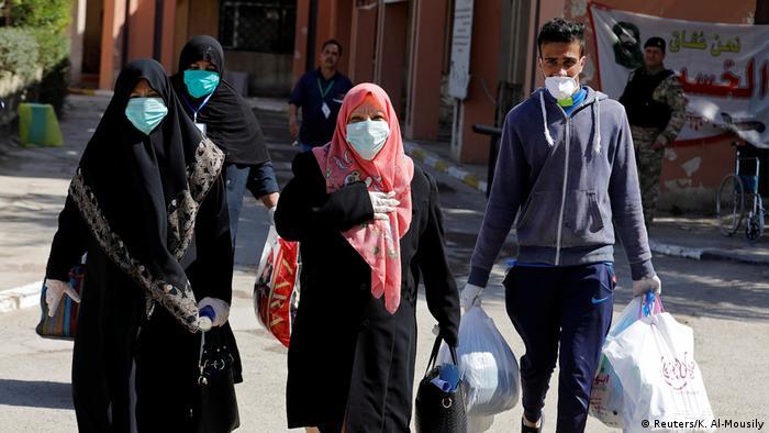 فيروس كورونا وصل أيضا إلى العراق