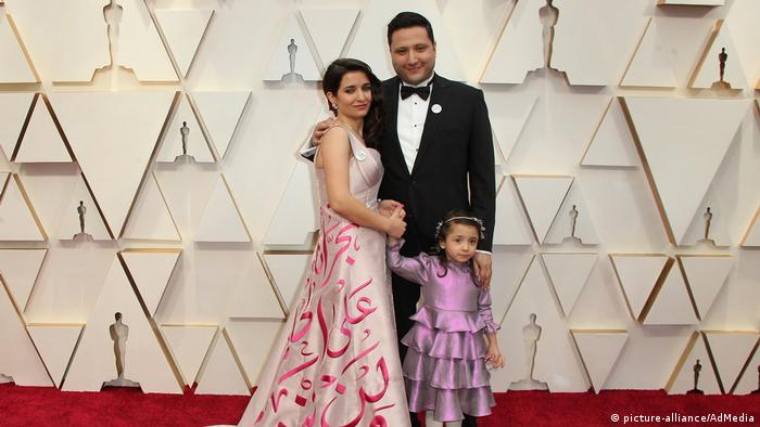 92nd Annual Academy Awards | Waad Al-Kateab, Hamza Al-Kateab, Sama Al-Kateab