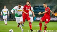 Fussball, Bundesliga | Borussia Mönchengladbach - 1. FC Köln