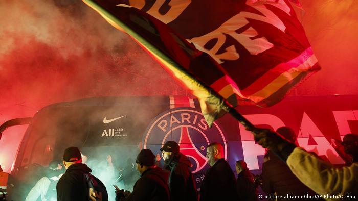 Champions League | Paris St Germain vs Borussia Dortmund | Fani