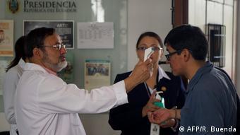 Guatemala Coronavirus (AFP/R. Buenda)