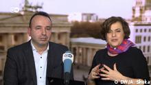 Mustaf Abazi - Vorsitzender des Netzwerk der Albanischen Unternehmer in Deutschland