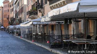 Σκληρή δοκιμασία η πανδημία και για την ιταλική οικονομία