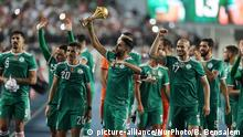 Fußball Africa Cup of Nations Algeria - Benin