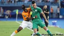 Fußball Africa Cup of Nations Algerien - Elfenbeinküste