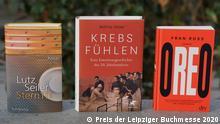 Preis der Leipziger Buchmesse 2020 - Preisträgertitel