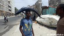Unregulated and unreported fishing in Somali waters threatens the country's fishing industry, upsetting local fishing community as the government is planning to renew bilateral fisheries agreement with Chinese trailers. Photo: Mohamed Abukar / DW