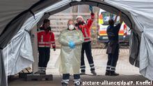 Deutschland Weitere Entwicklung beim Coronavirus