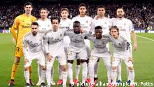 Fußball Champions League Team Real Madrid