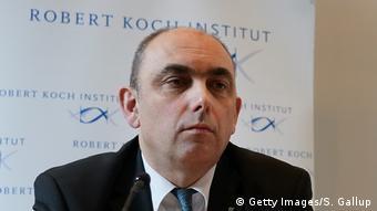Deutschland | PK Robert Koch Institut | Lars Schaade (Getty Images/S. Gallup)