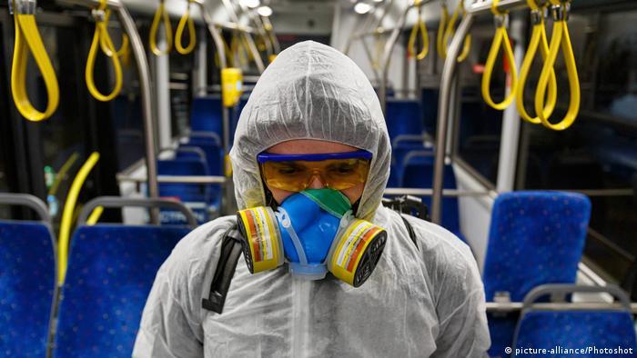 Епідемія коронавірусу заскочила українську столицю зненацька
